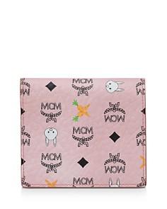 MCM - Rabbit Mini Bifold Wallet