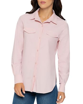 Lyssé - Brinkley Button Down Blouse