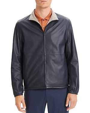 Theory Nazal Reversible Leather Jacket