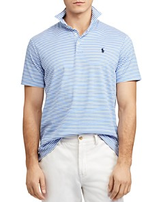 Polo Ralph Lauren - Striped Classic Fit Polo Shirt