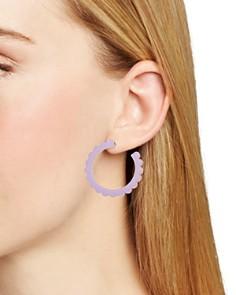 BAUBLEBAR - Desideria Hoop Earrings