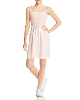 Bella Dahl - Smocked A-Line Dress