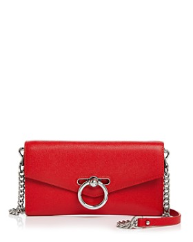 Rebecca Minkoff - Jean Leather Chain Wallet