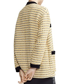 Maje - Visidore Tweed Jacket