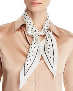 Echo - Dotty Diamond Silk Scarf