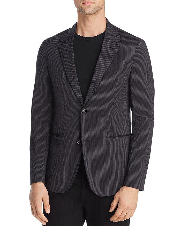 John Varvatos Star USA - Tucker Seersucker Regular Fit Jacket