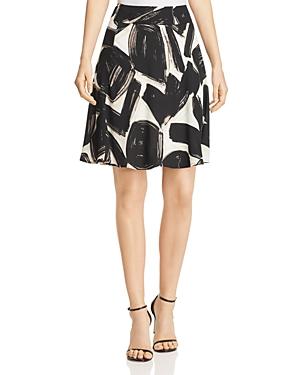 Nic+Zoe Nightfall Printed Skirt
