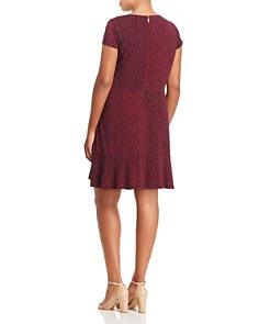 MICHAEL Michael Kors Plus - Paisley Flounce Dress
