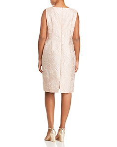 Marina Rinaldi - Diametro Jacquard Dress