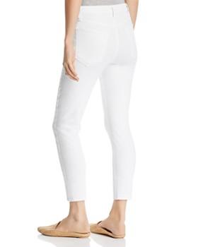 548627786ae7 ... Joe's Jeans - Charlie Crop Skinny Jeans in Hennie