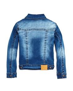 True Religion - Boys' Denim Jacket - Little Kid, Big Kid
