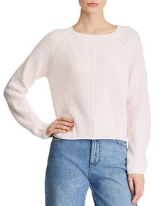 AQUA - Cropped Sweater - 100% Exclusive