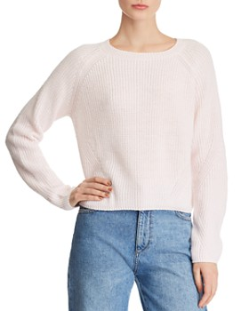 28ca68ed9d4 AQUA - Cropped Sweater - 100% Exclusive ...