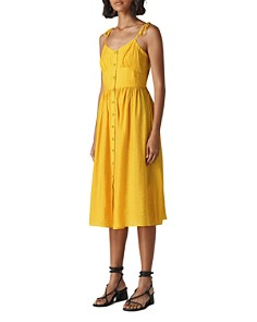 Whistles - Sabrina Tie-Shoulder Sundress