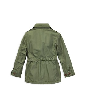 Ralph Lauren - Girls' Twill Jacket - Big Kid