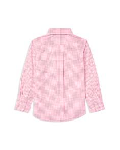 Ralph Lauren - Boys' Gingham Poplin Sport Shirt - Little Kid