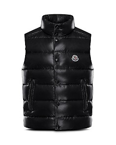 Moncler - Boys' Tib Quilted Down Vest - Big Kid