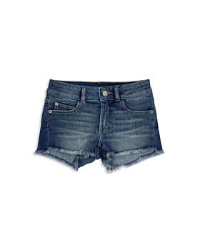 DL1961 - Girls' Lucy Cut-Off Denim Shorts - Little Kid