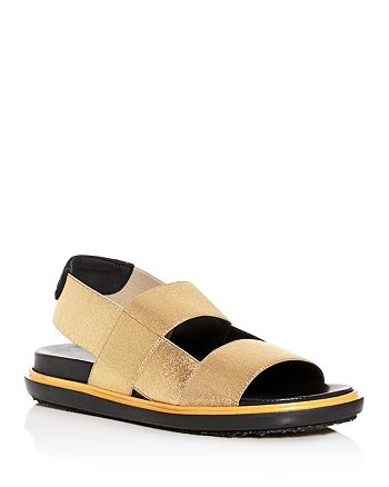 Marni - Women's Fussbett Slingback Platform Sandals