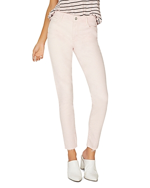 New Sanctuary Social Standard Ankle Skinny Jeans In Cherry Blossom, Jeans, Cherry Blossom