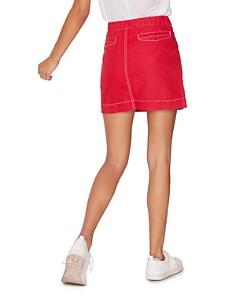 Sanctuary - Peace March Surplus Mini Skirt