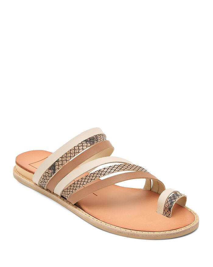 Dolce Vita - Women's Nelly Strappy Leather Sandals