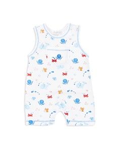 Kissy Kissy - Boys' Under the Sea Sleeveless Playsuit - Baby