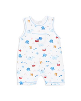c97bf694d31 Kissy Kissy - Boys  Under the Sea Sleeveless Playsuit - Baby ...
