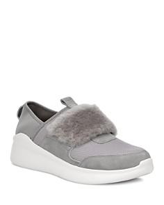 UGG® - Women's Pico Mixed Media Slip-On Sneakers