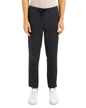 Theory - Rem E Neoteric Cropped Sweatpants