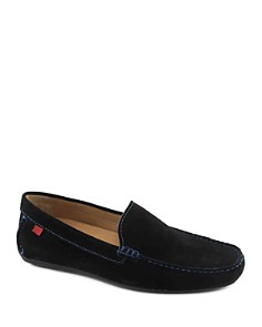 Marc Joseph - Men's Broadway Suede Drivers