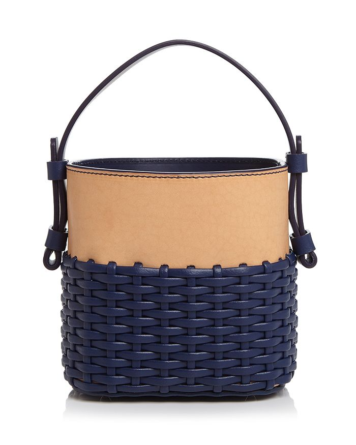 Nico Giani - Small Adenia Woven Leather Handbag