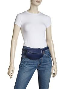 Nico Giani - Medium Amelia Leather Belt Bag