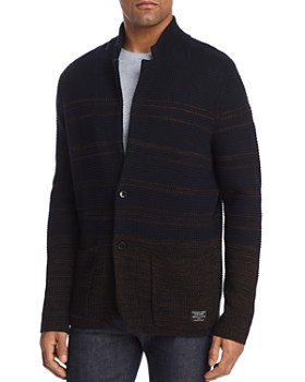 Scotch & Soda - Structured Sweater Blazer