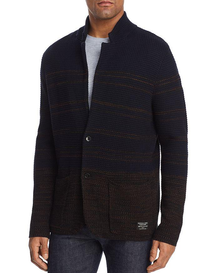 Scotch & Soda - Structured Sweater Blazer
