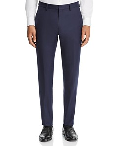 BOSS - Gains Create Your Look Washable Travel Slim Fit Suit Pants