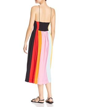 S/W/F - Boat Striped Dress