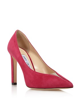 Jimmy Choo - Women's Baker 100 Pumps