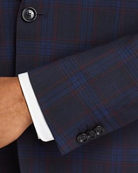 HUGO - Arti Plaid Slim Fit Sport Coat