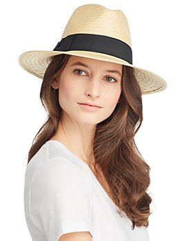 August Hat Company - Ribbon-Trim Panama Hat - 100% Exclusive