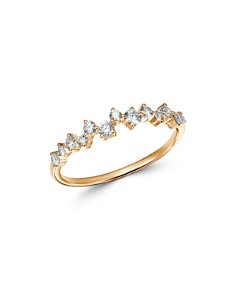Bloomingdale's - Diamond Scatter Band in 14K Yellow Gold, 0.35 ct. t.w. - 100% Exclusive