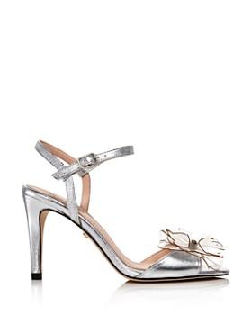 kate spade new york - Women's Giulia Floral High-Heel Sandals