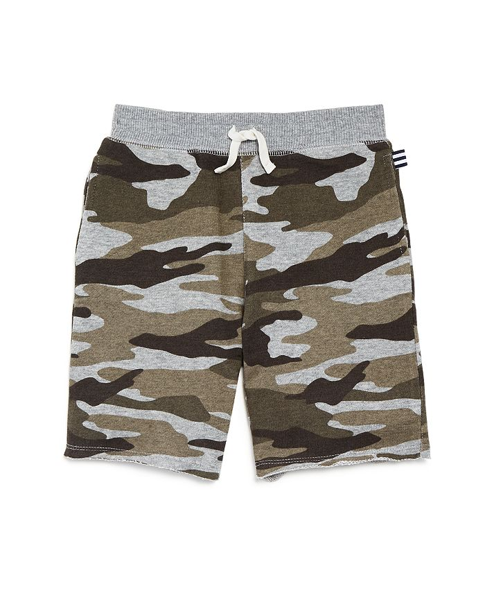 Splendid - Boys' Camouflage French-Terry Shorts - Little Kid