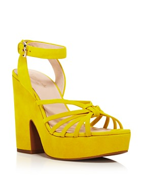 bb35e6d9d8a8 kate spade new york - Women s Glenn Strappy Platform Sandals .