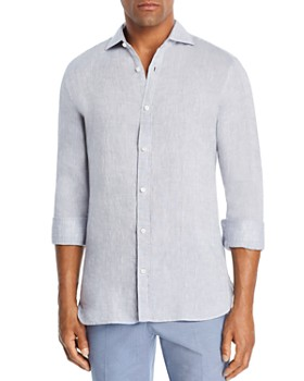 Z Zegna - Washed Linen Sportshirt - 100% Exclusive