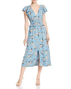 e88b248d778 Rebecca Taylor - Daniella Floral Jacquard Dress ...