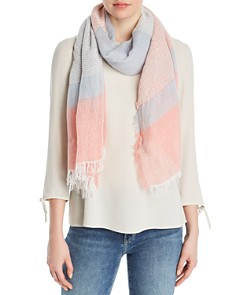 Barbour - Whitmore Color-Block Scarf