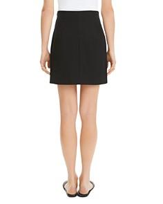 Theory - A-Line Mini Skirt