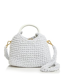 Elleme - Macrame Crochet Shoulder Bag
