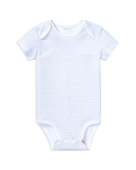 Ralph Lauren - Boys' Anchor Print Bodysuit - Baby